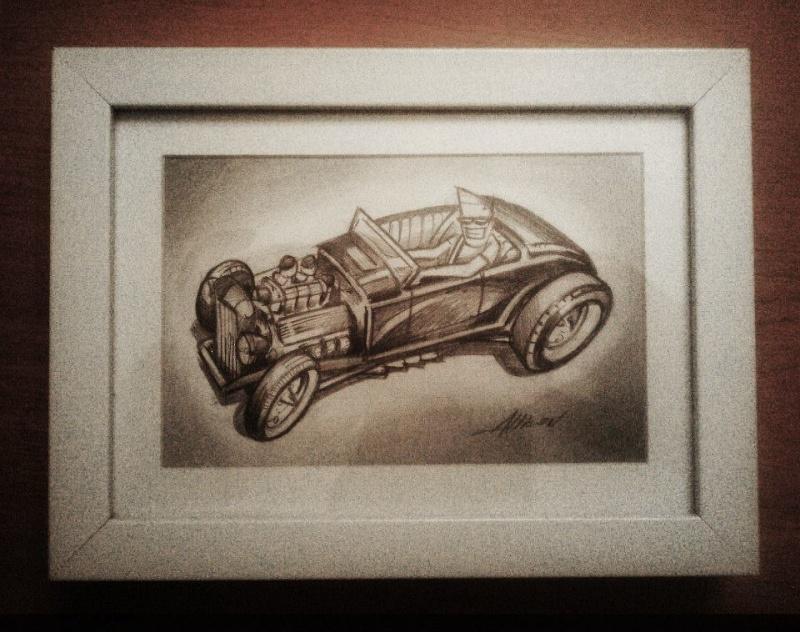 Jeff Allison - designer hot wheels and illustrations 62436_10
