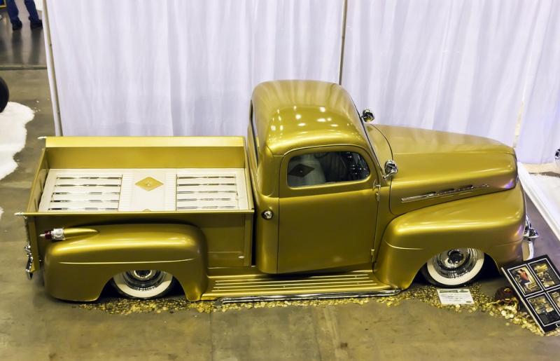 Ford¨Pick up 1948 - 1951 custom & mild custom 62559310