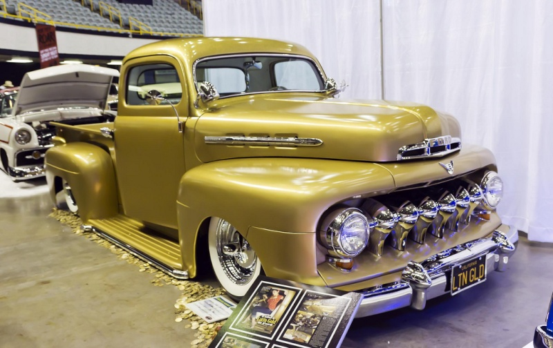 Ford¨Pick up 1948 - 1951 custom & mild custom 62759710