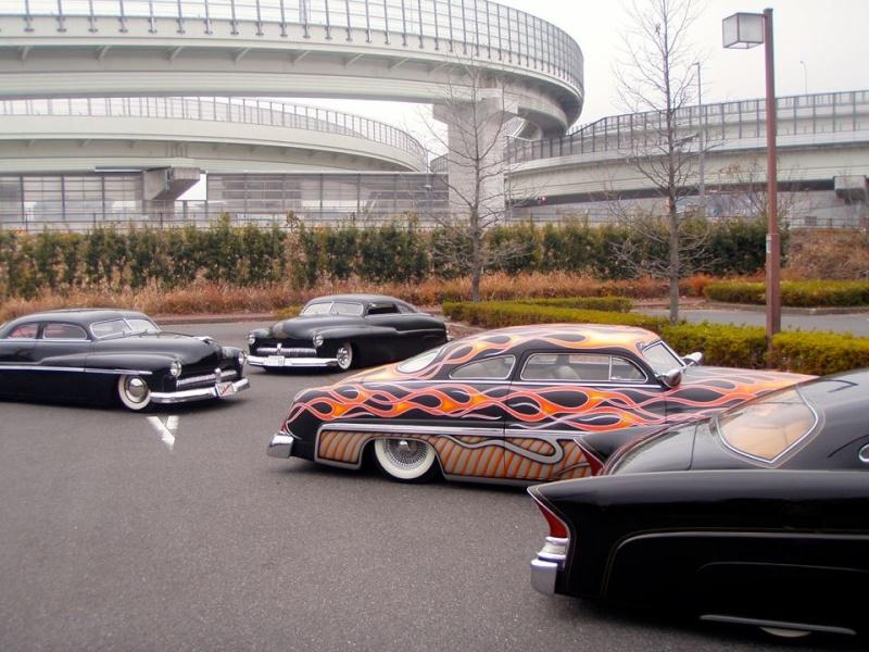 1951 Mercury - JKMC (Japan Kustom Mercury Club) 63407_10