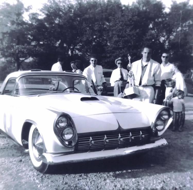 1955, '56 and '57 T-Bird custom & mild custom 63943_10