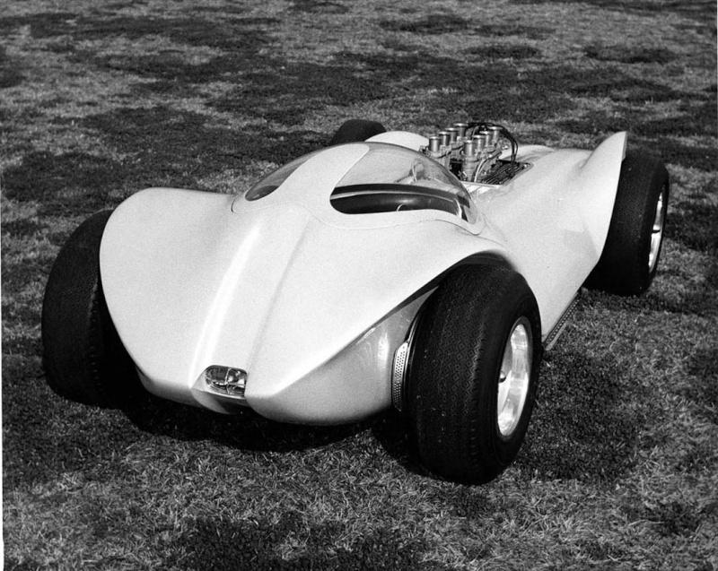 Dean Jeffries: 50 Fabulous Years in Hot Rods, Racing & Fil - Tom Cotter - motorbooks 64110
