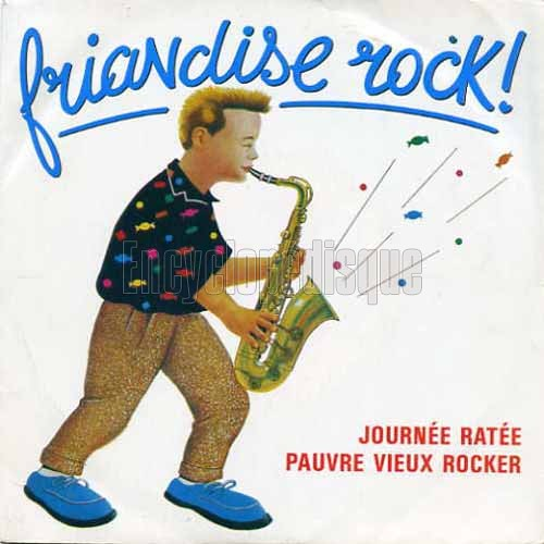 Friandise Rock - Monkey go home  654310