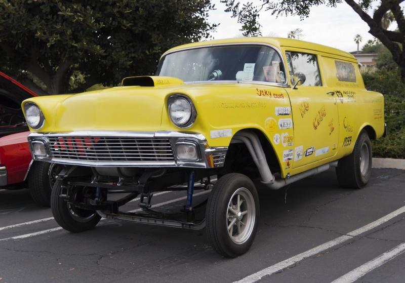 1956 Chevy Gasser 67661210