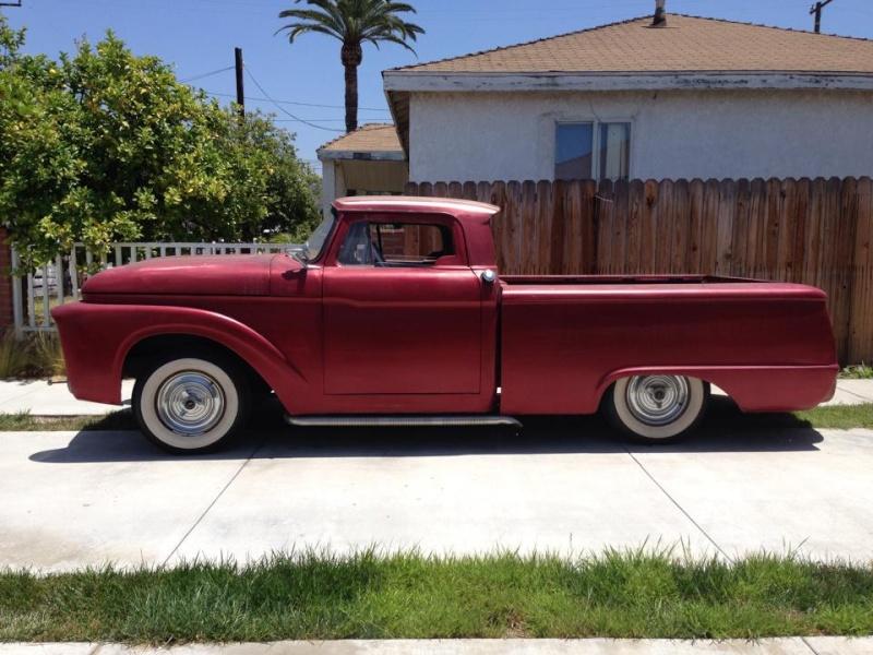 Ford Pick up 1958 - 1966 custom & mild custom 7040_310