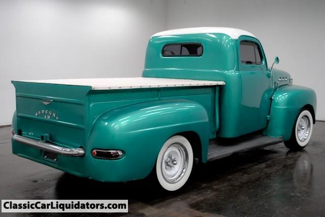 Ford¨Pick up 1948 - 1951 custom & mild custom 711