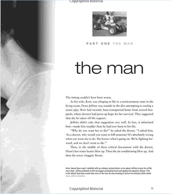 Dean Jeffries: 50 Fabulous Years in Hot Rods, Racing & Fil - Tom Cotter - motorbooks 721