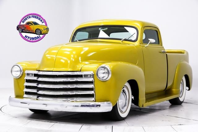 Chevy Pick up 1947 - 1954 custom & mild custom - Page 3 75866010