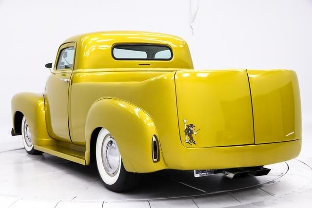 Chevy Pick up 1947 - 1954 custom & mild custom - Page 3 75866012