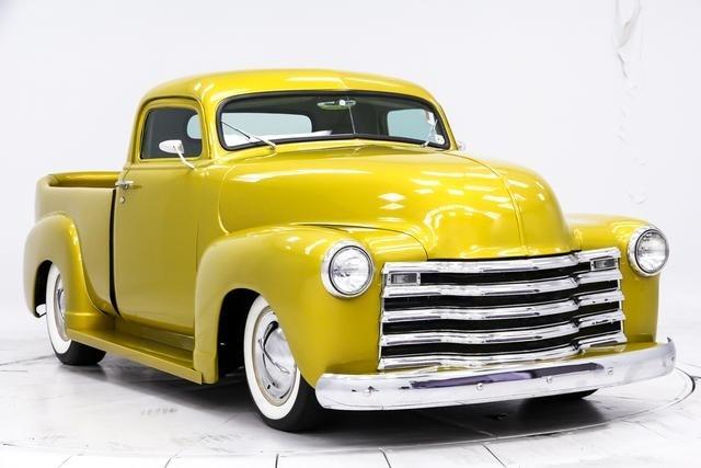 Chevy Pick up 1947 - 1954 custom & mild custom - Page 3 75866015
