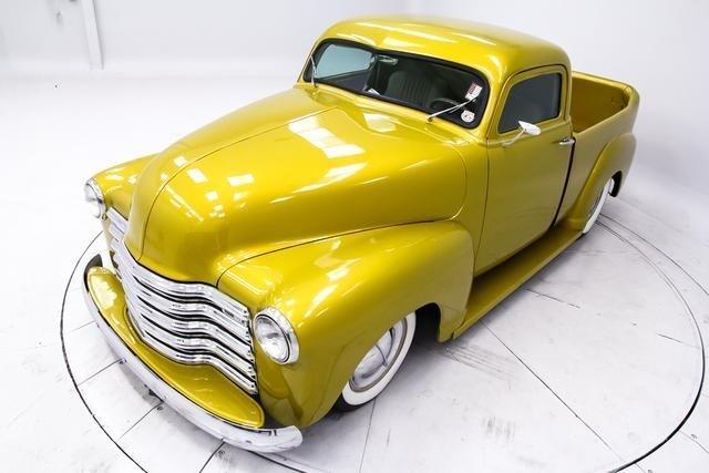 Chevy Pick up 1947 - 1954 custom & mild custom - Page 3 75866020