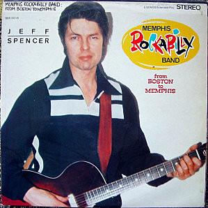 Memphis Rockabilly Band - Lindy rock  80503c10