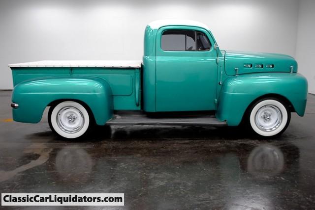 Ford¨Pick up 1948 - 1951 custom & mild custom 811