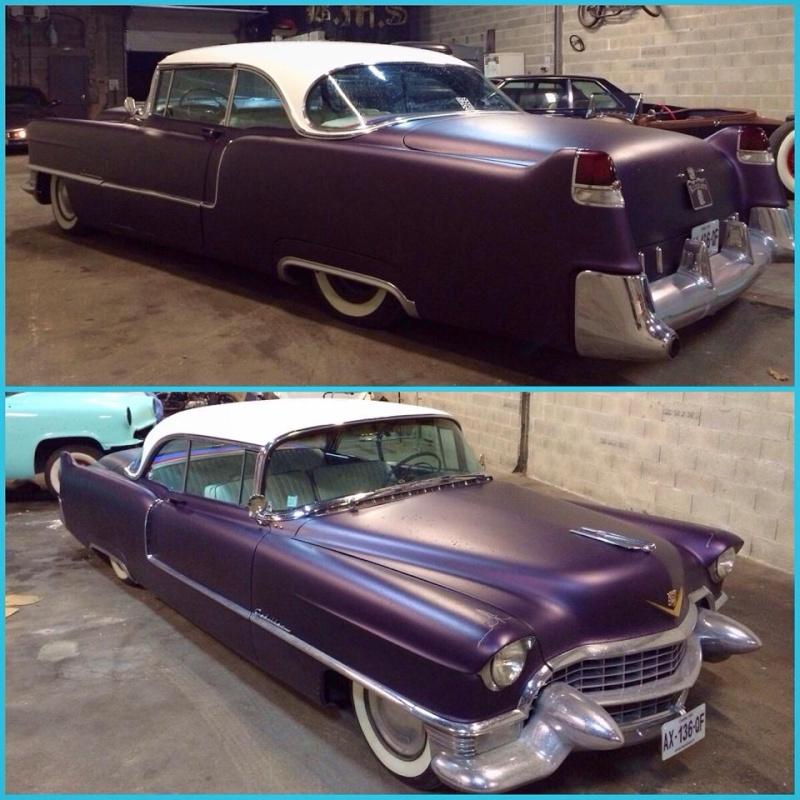 Cadillac 1954 -  1956 custom & mild custom - Page 2 87334612