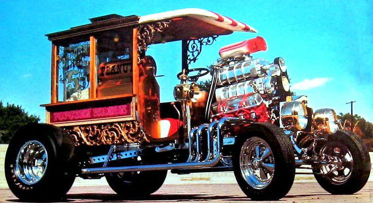 Popcorn Wagon - Carl Casper - 1970 8ddbfb10