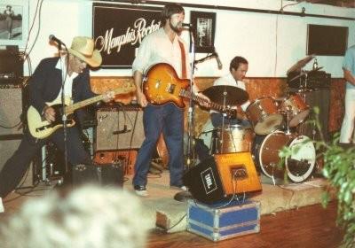 Memphis Rockabilly Band - Lindy rock  8eb85210