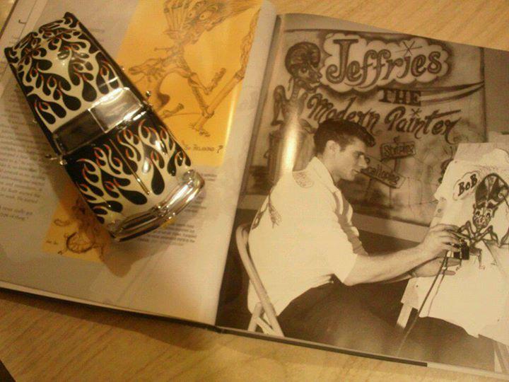 Yoshihiro Hobara - collection (classic hot rods & customs) 91170910