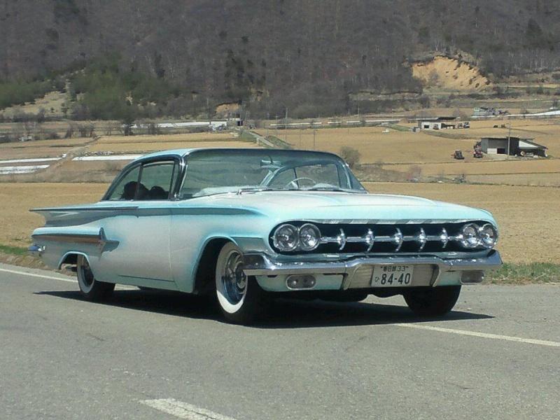 Chevy 1960 custom & mild custom - Page 3 91297210
