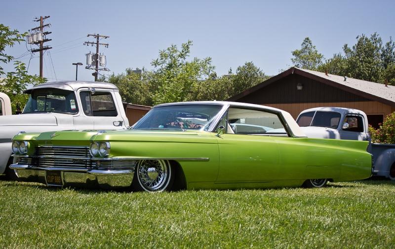 Cadillac 1961 - 1968 Custom & mild custom - Page 2 91324410