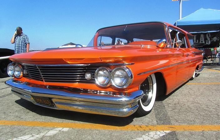 Pontiac 1959 - 62 custom & mild custom 93484211
