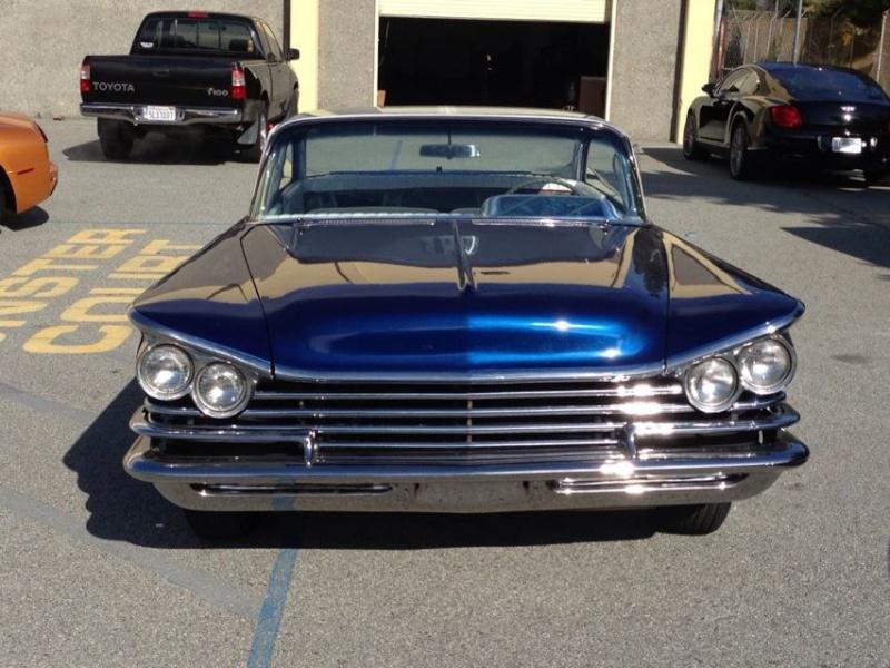 Buick 1959 - 1960 custom & mild custom 93544910
