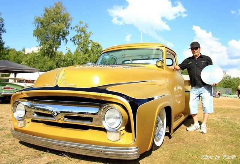 Ford Pick Up 1953 - 1956 custom & mild custom - Page 2 93585010