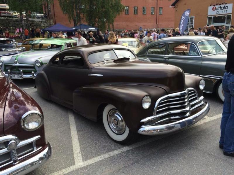Chevrolet 1946 - 48 custom & mild custom - Page 2 93607610