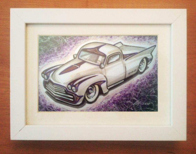 Jeff Allison - designer hot wheels and illustrations 9360_110