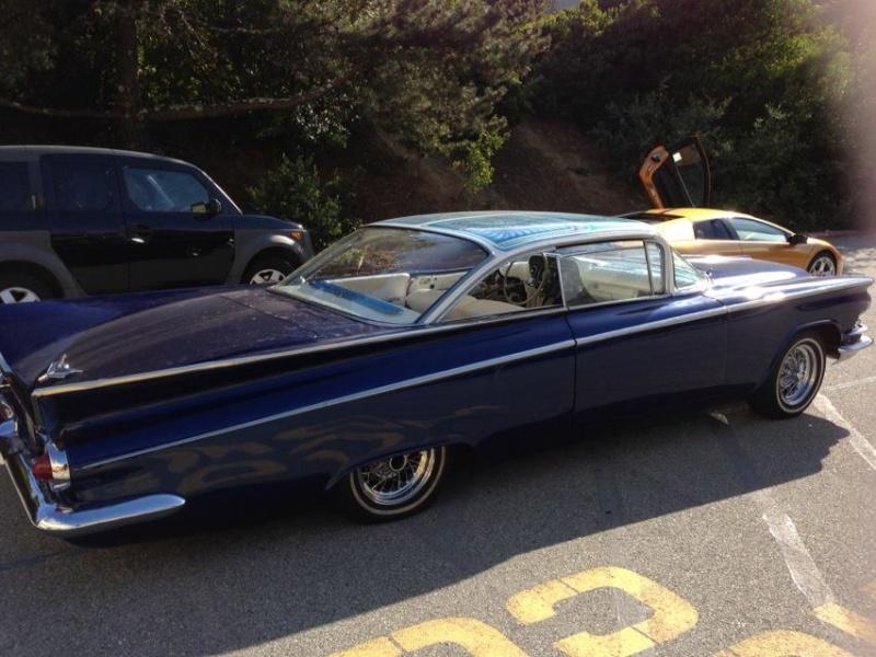 Buick 1959 - 1960 custom & mild custom 94267610