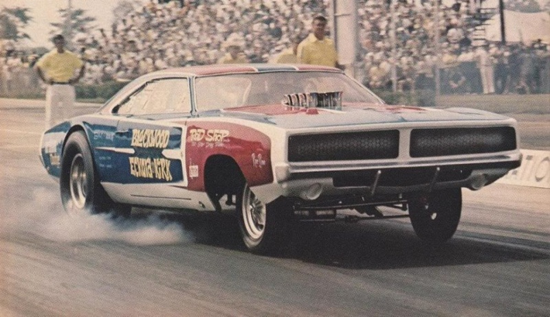 1950's & 1960's hot rod & dragster race 94482710