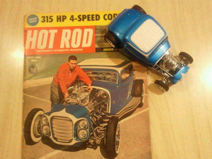 Yoshihiro Hobara - collection (classic hot rods & customs) 97275210