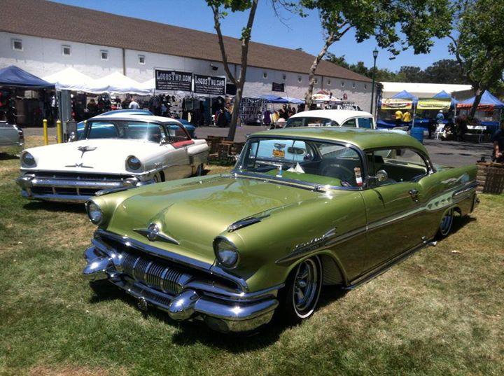 Pontiac 1955 - 1958 custom & mild custom - Page 2 98369810