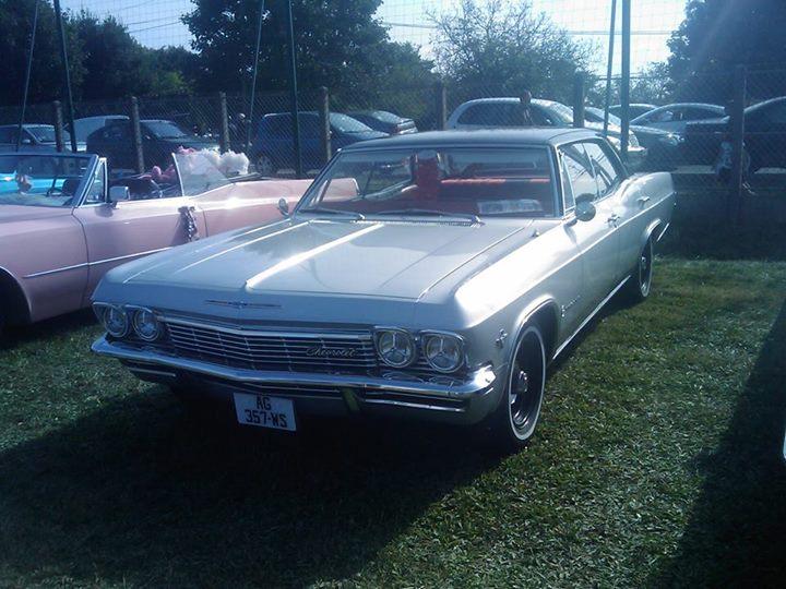 Villeneuve St Gge-Rock'n'Roll Car show #3 -Sept 2014 par Jerry Yankee 98419910