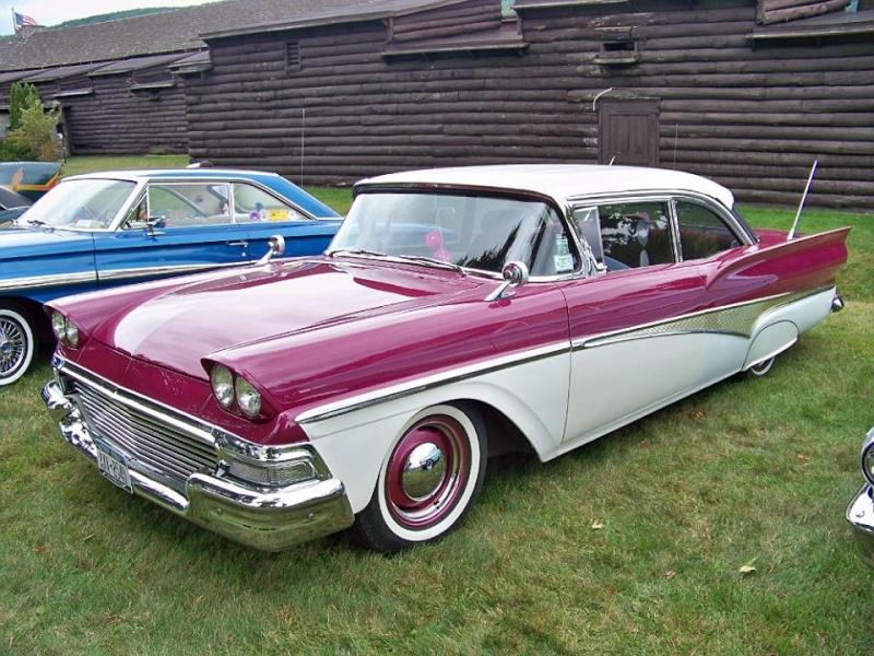Ford 1957 & 1958 custom & mild custom  - Page 5 98892210