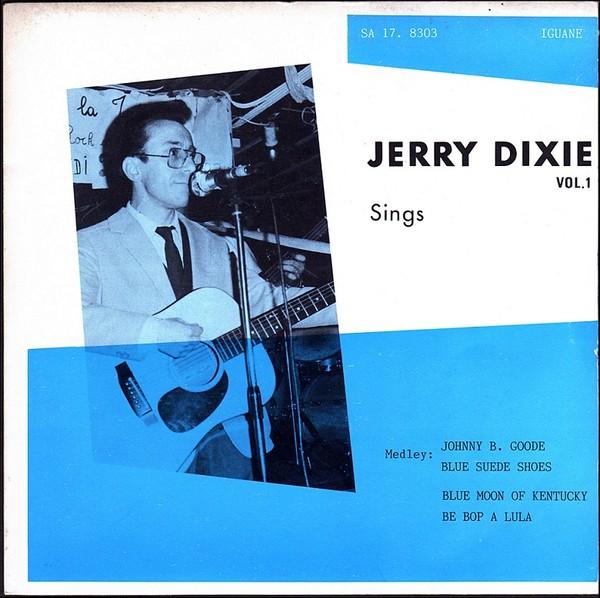 Jerry Dixie - Teenage sweetie  9bd3ea10