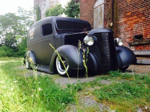 Chevrolet 1936 - 39 custom & mild custom _1212