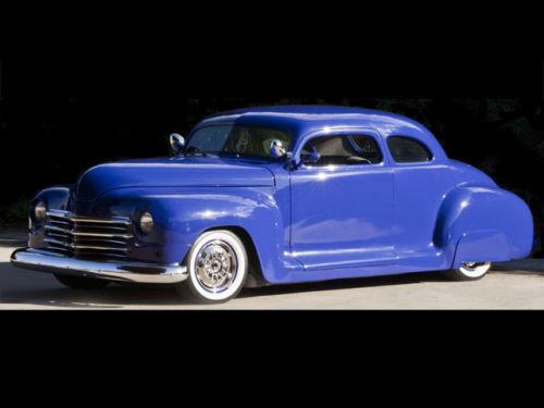 Mopar 1940 - 1950 custom & mild custom _1224