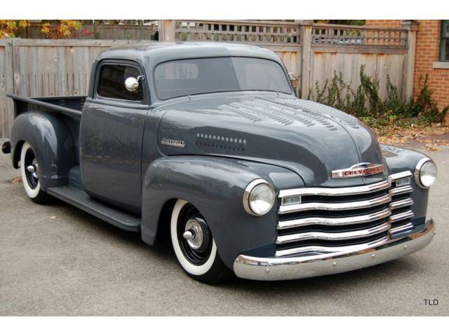 Chevy Pick up 1947 - 1954 custom & mild custom - Page 3 _418
