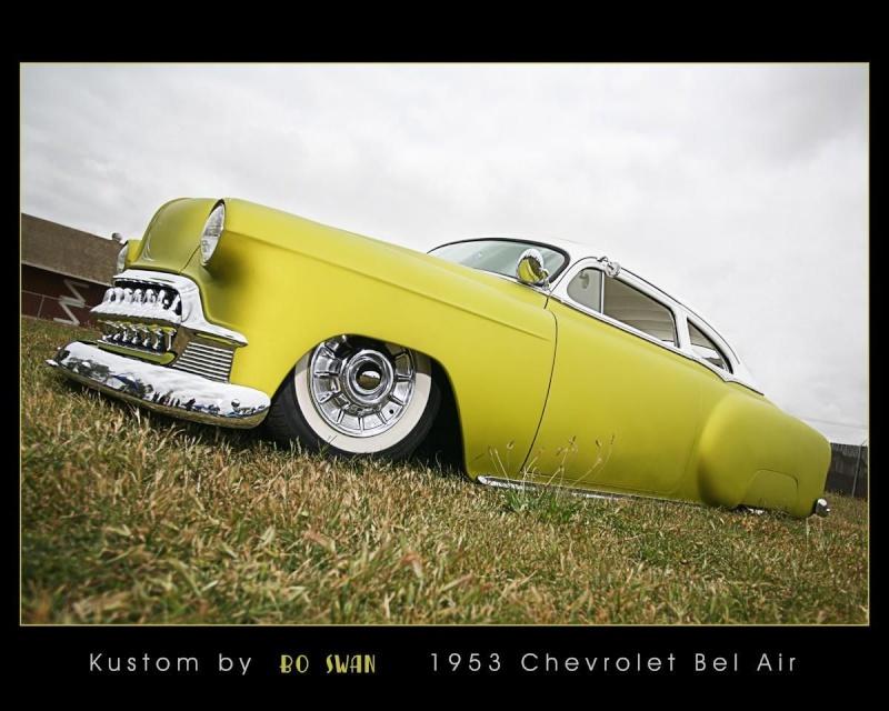 Chevy 1953 - 1954 custom & mild custom galerie - Page 8 _57299