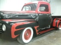 Ford¨Pick up 1948 - 1951 custom & mild custom _5781