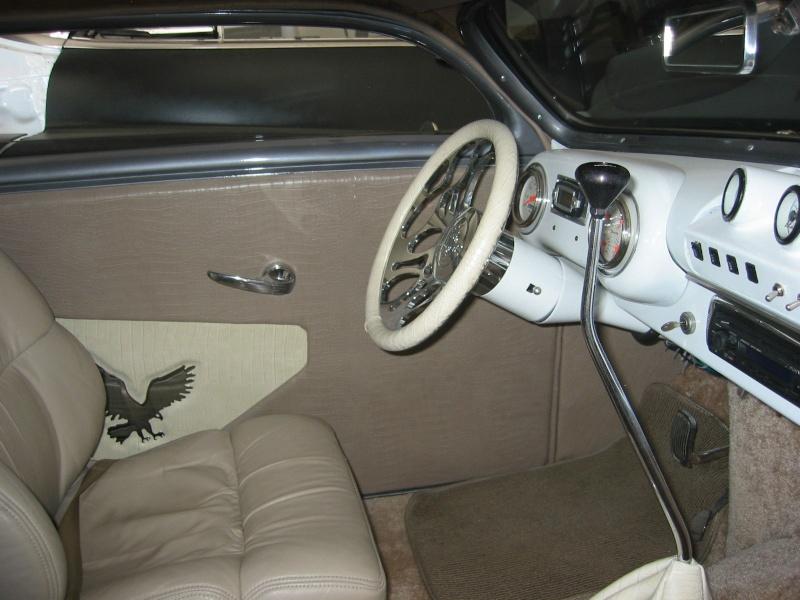 Lincoln 1949 - 1951 custom & mild custom A-10