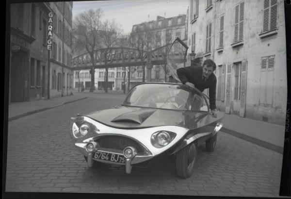 Panhard Le Zebre - 1953 A1283510
