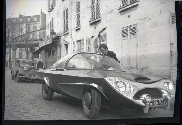 Panhard Le Zebre - 1953 A1283511