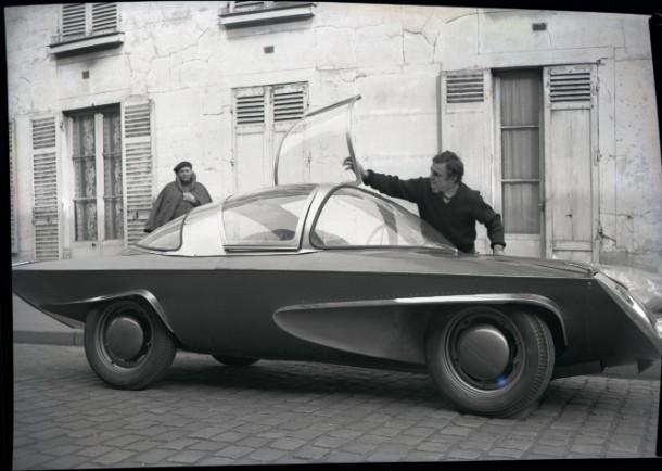 Panhard Le Zebre - 1953 A1283512