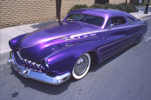 1951 Mercury  - King of Merc - DeRosa B6-vi10