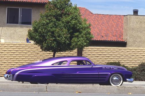 1951 Mercury  - King of Merc - DeRosa B7-vi10