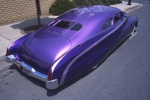 1951 Mercury  - King of Merc - DeRosa B9-vi10