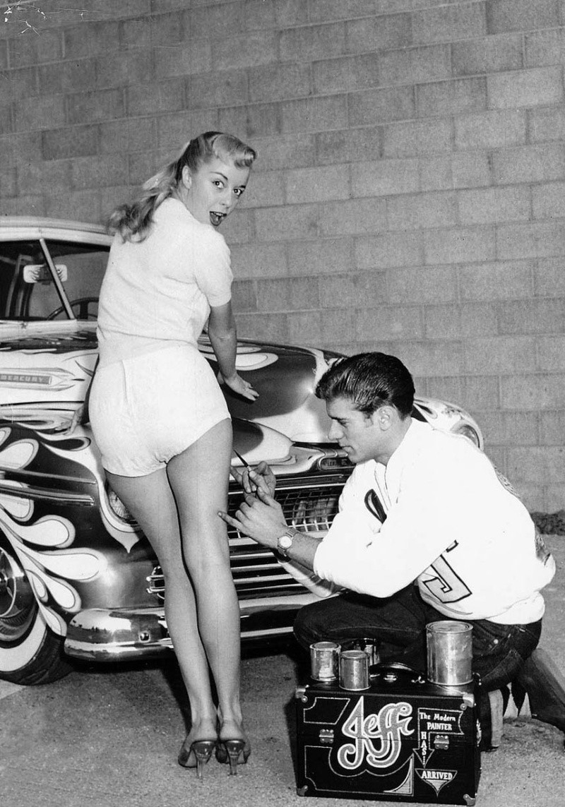 Dean Jeffries: 50 Fabulous Years in Hot Rods, Racing & Fil - Tom Cotter - motorbooks Backco10