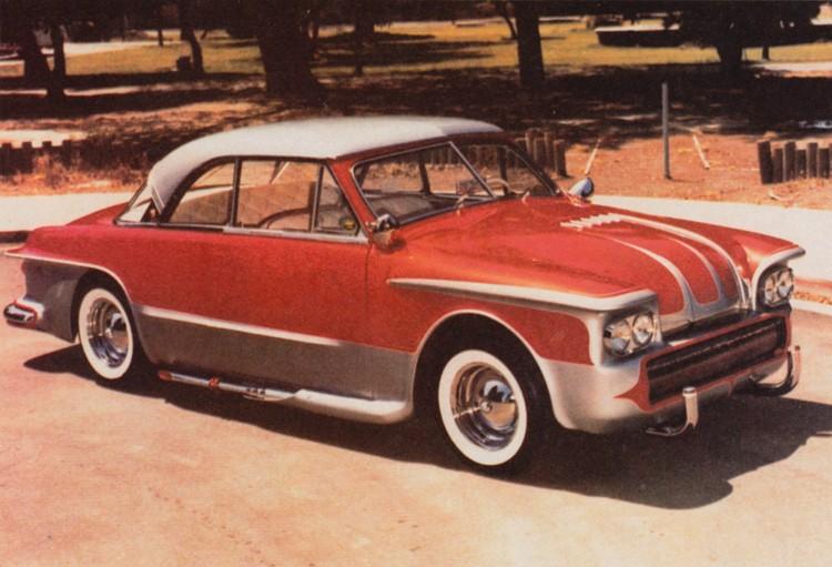 Joe Bailon Car Show