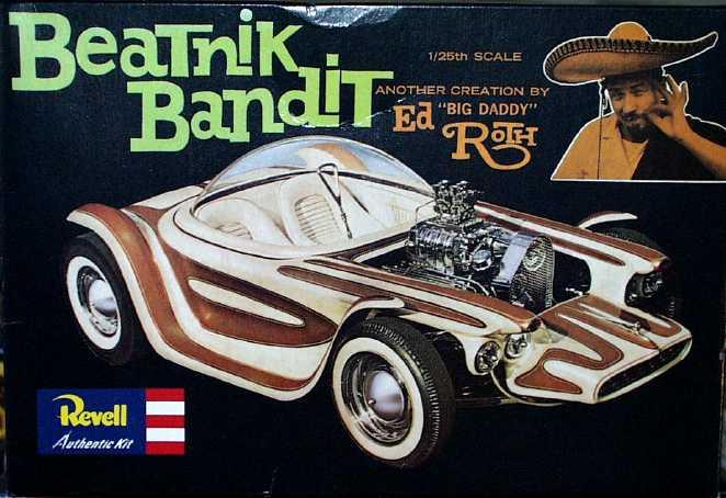 The Beatnik Bandit - Ed Roth Bandit10
